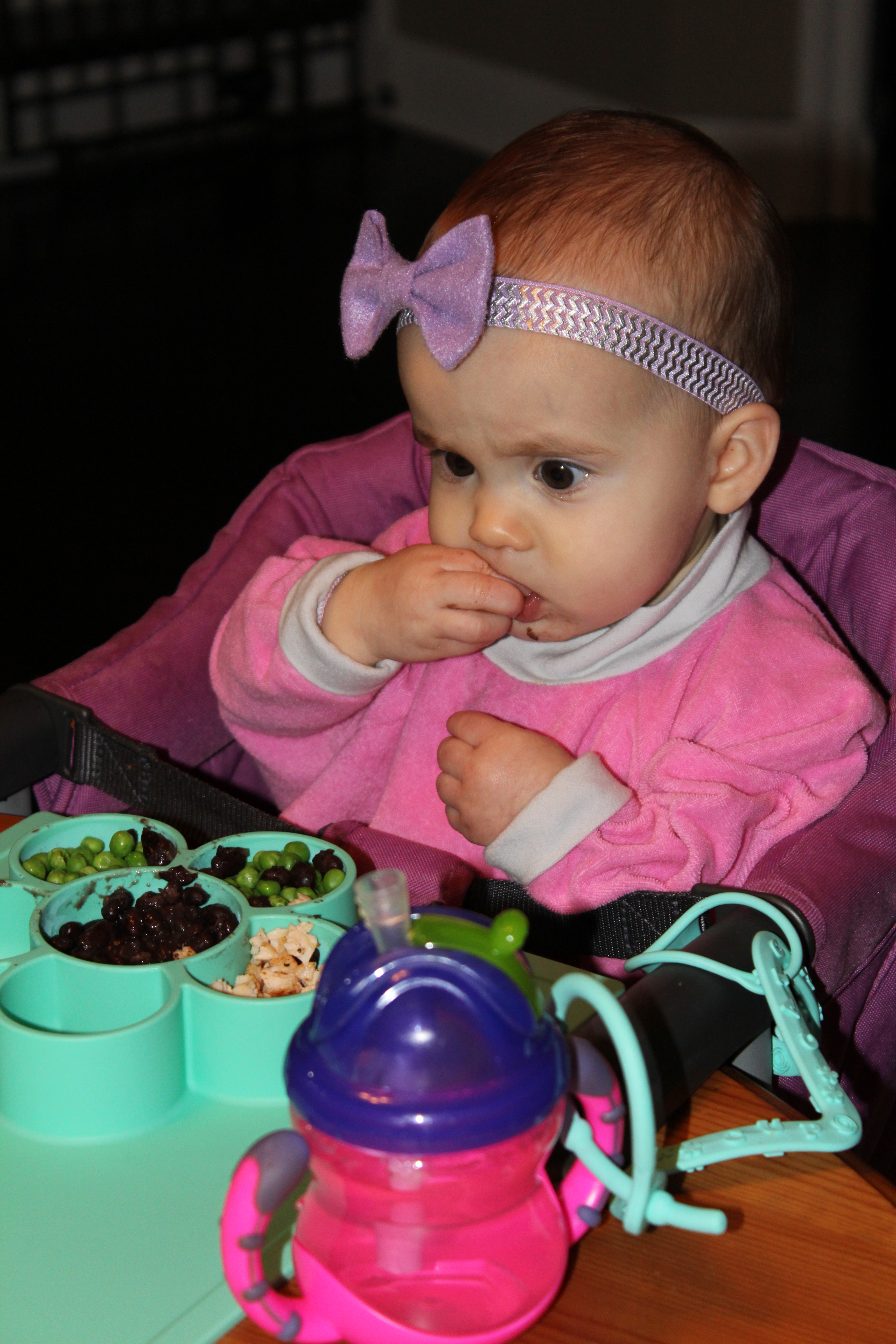 Top 5 baby self feeding must haves