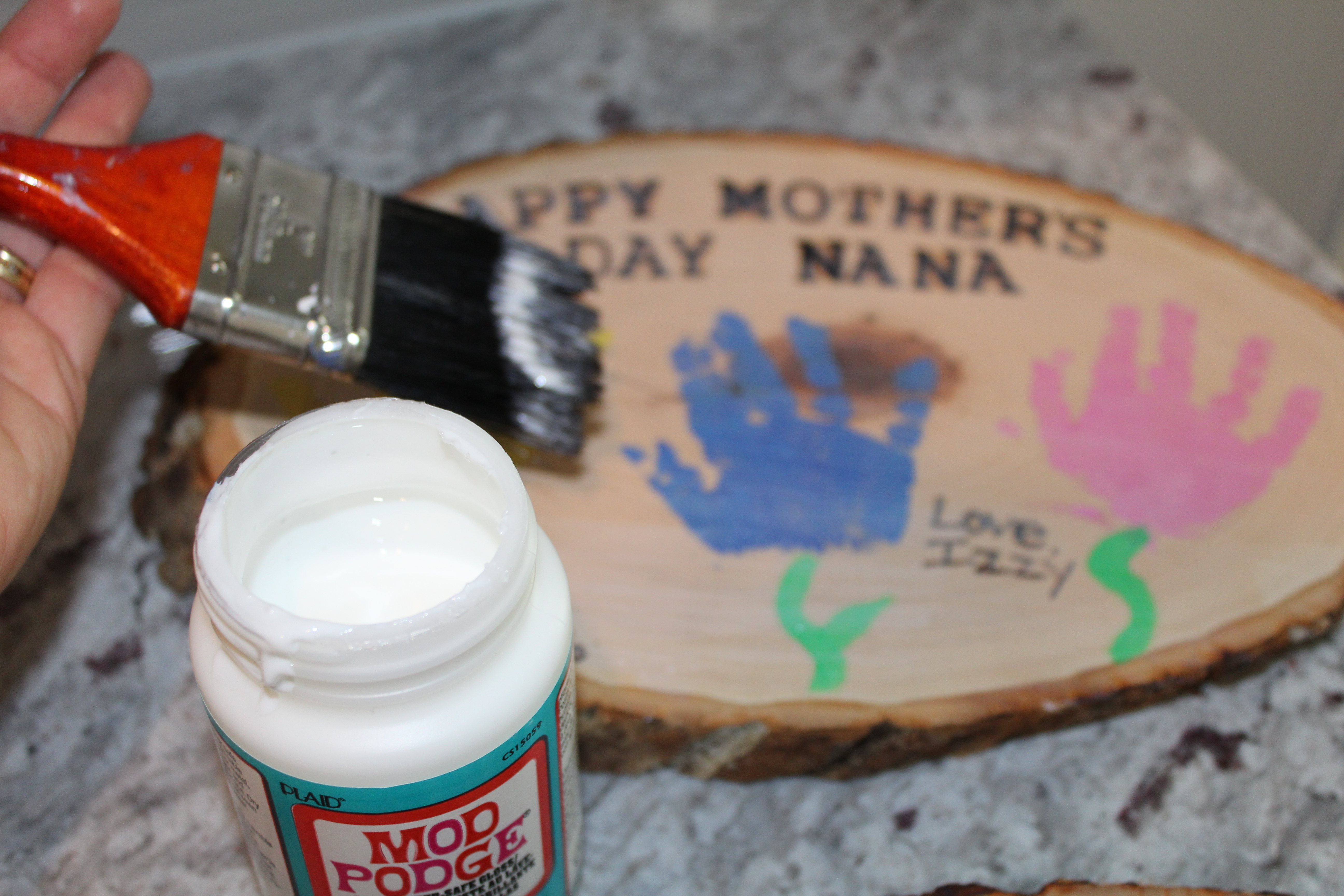 DIY Mother's Day Craft