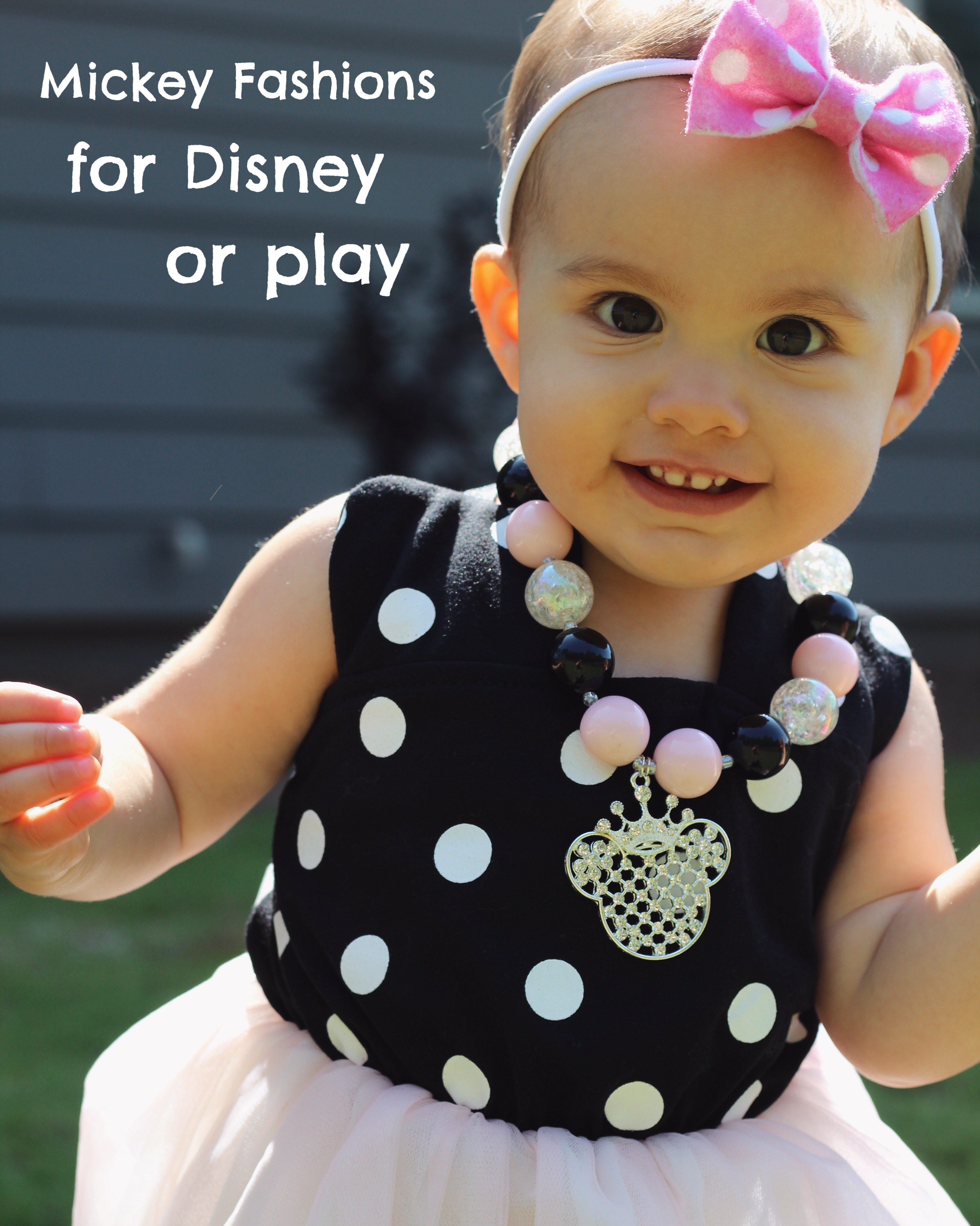 Mickey Fashions for Disney or play