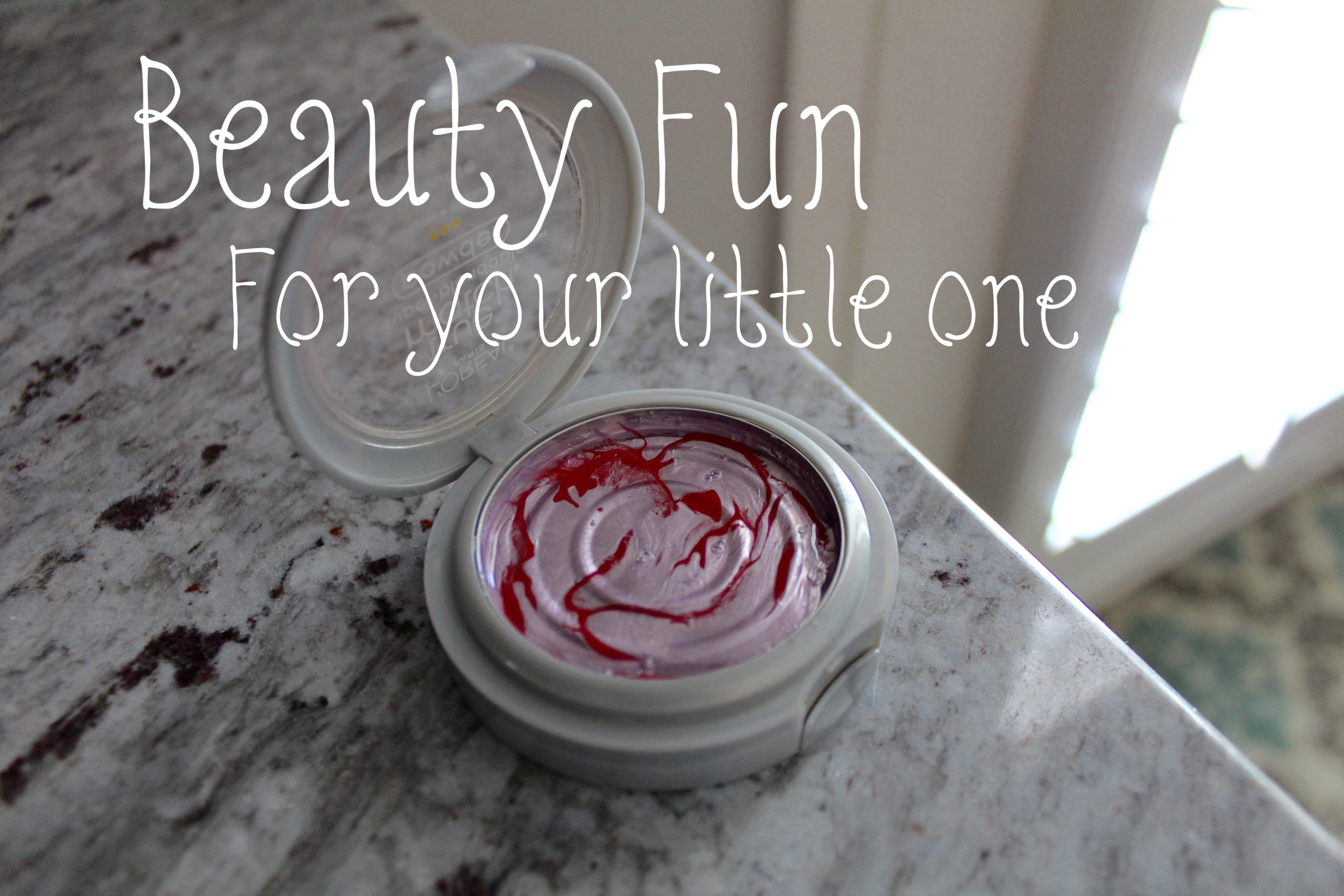 Beauty Fun For Your Little One