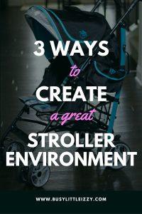 3 way stroller