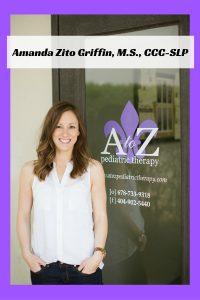 Amanda Zito Griffin, M.S., CCC-SLP
