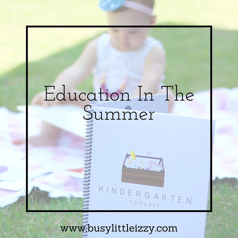 Education In The Summer