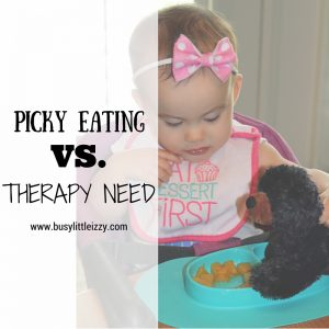 Picky Eating