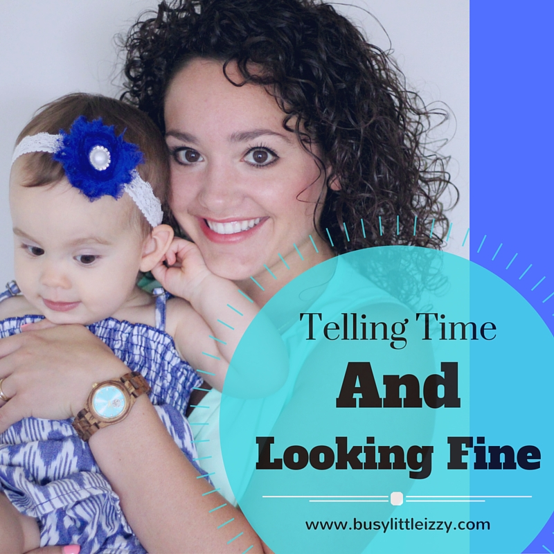 Telling Time & Looking Fine