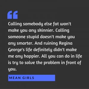 mean girls quote