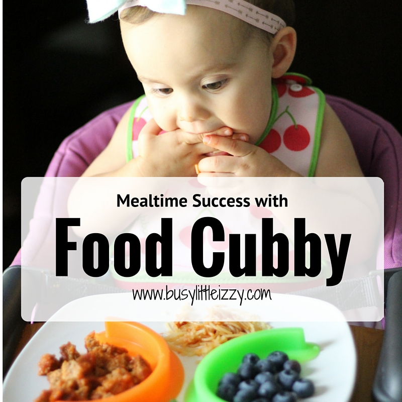 Mealtime Success With Food Cubby