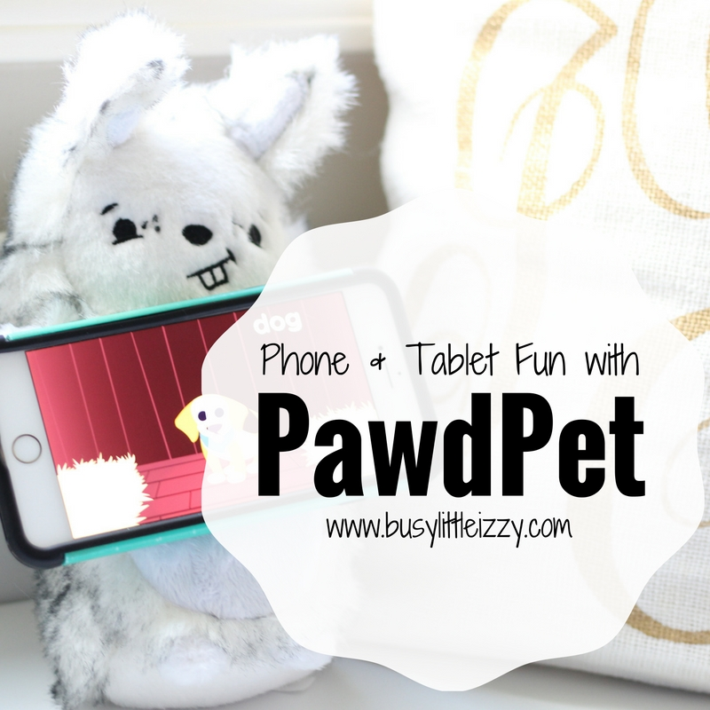 Phone & Tablet Fun with PawdPet