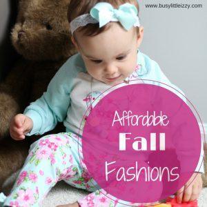 affordable fall fashion