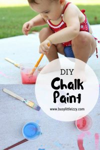 DIY chalk paint 2