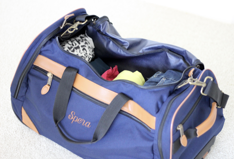 Weekend Travel Bag – Packing Hacks