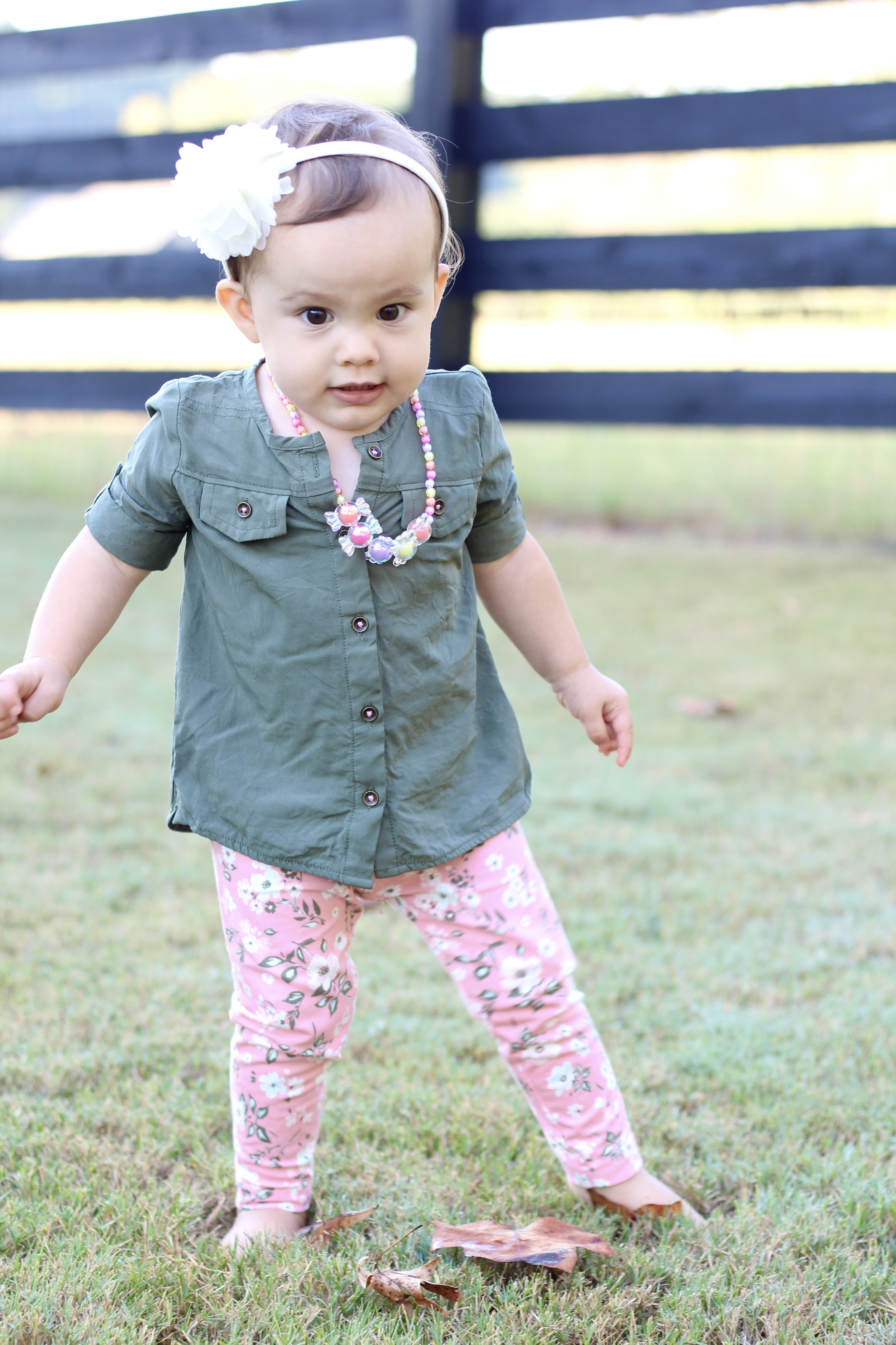 Fall Fashions with Carter's