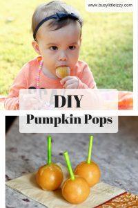 Pumpkin Pops