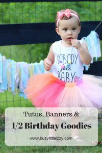 Tutus, Banners &