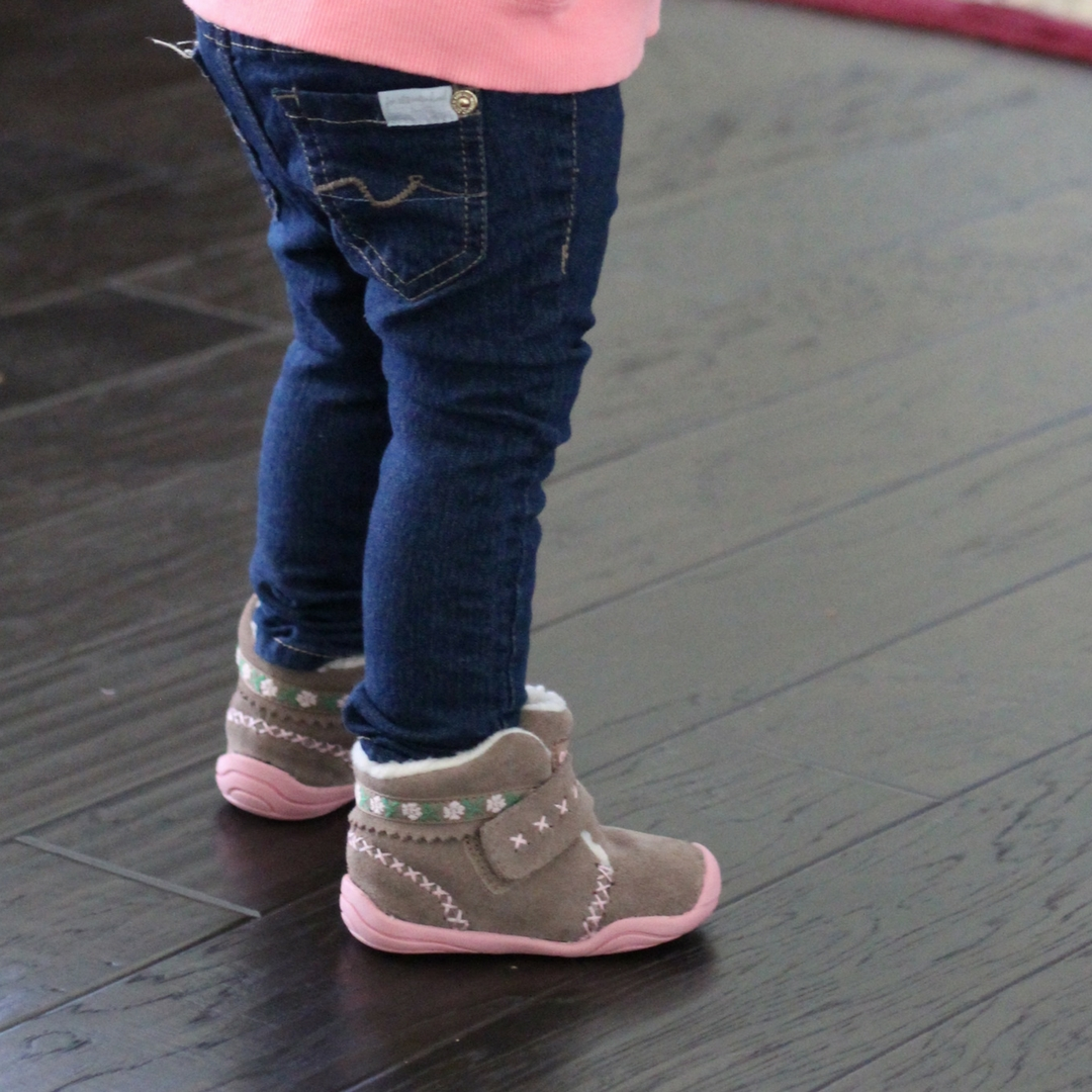 Fall Footwear For Littles