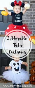 3 Adorable Tutu Costumes