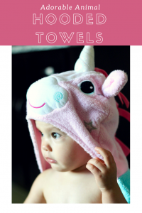 Adorable Hooded TowelsFor Toddlers