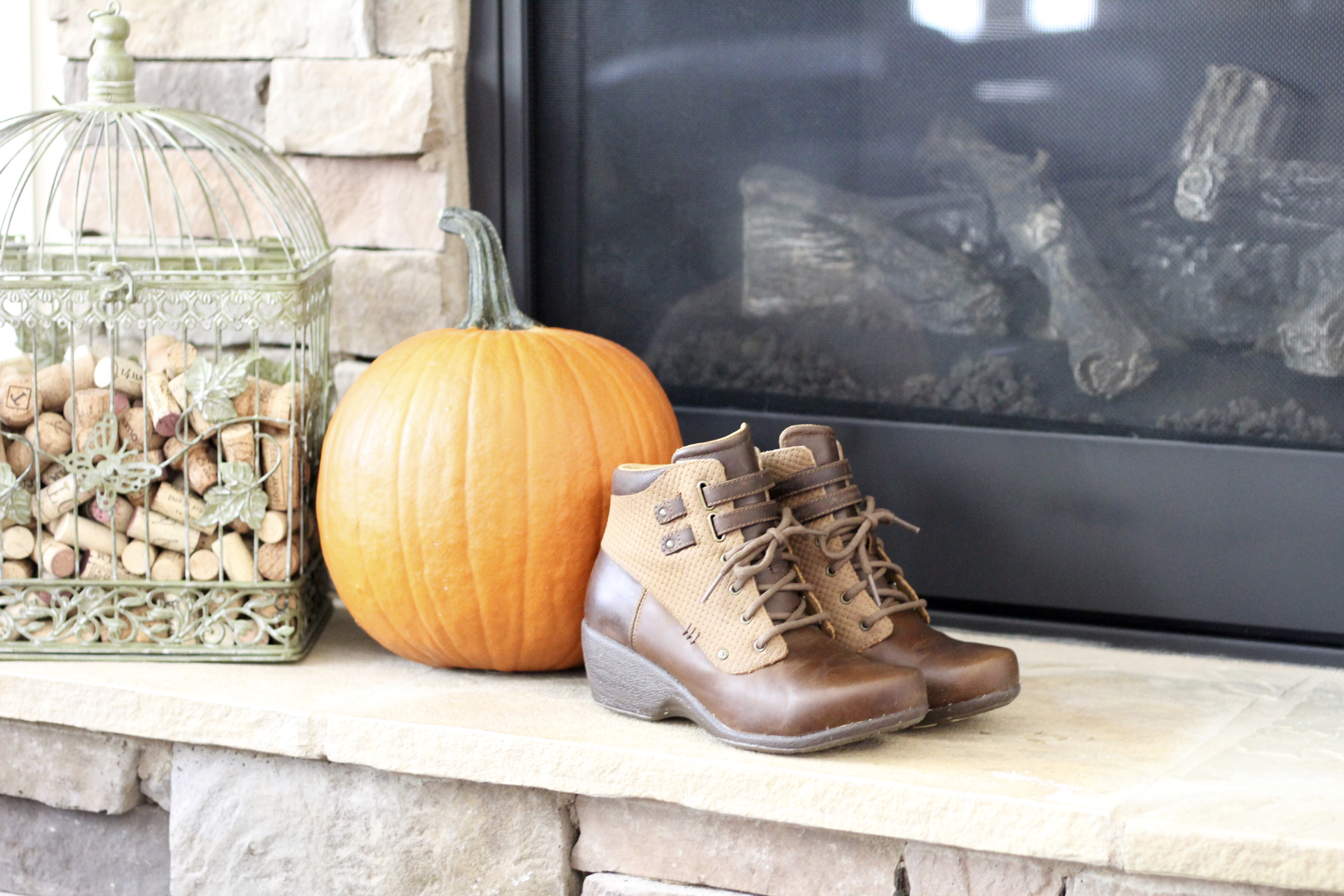 Fall Boots for Mommy
