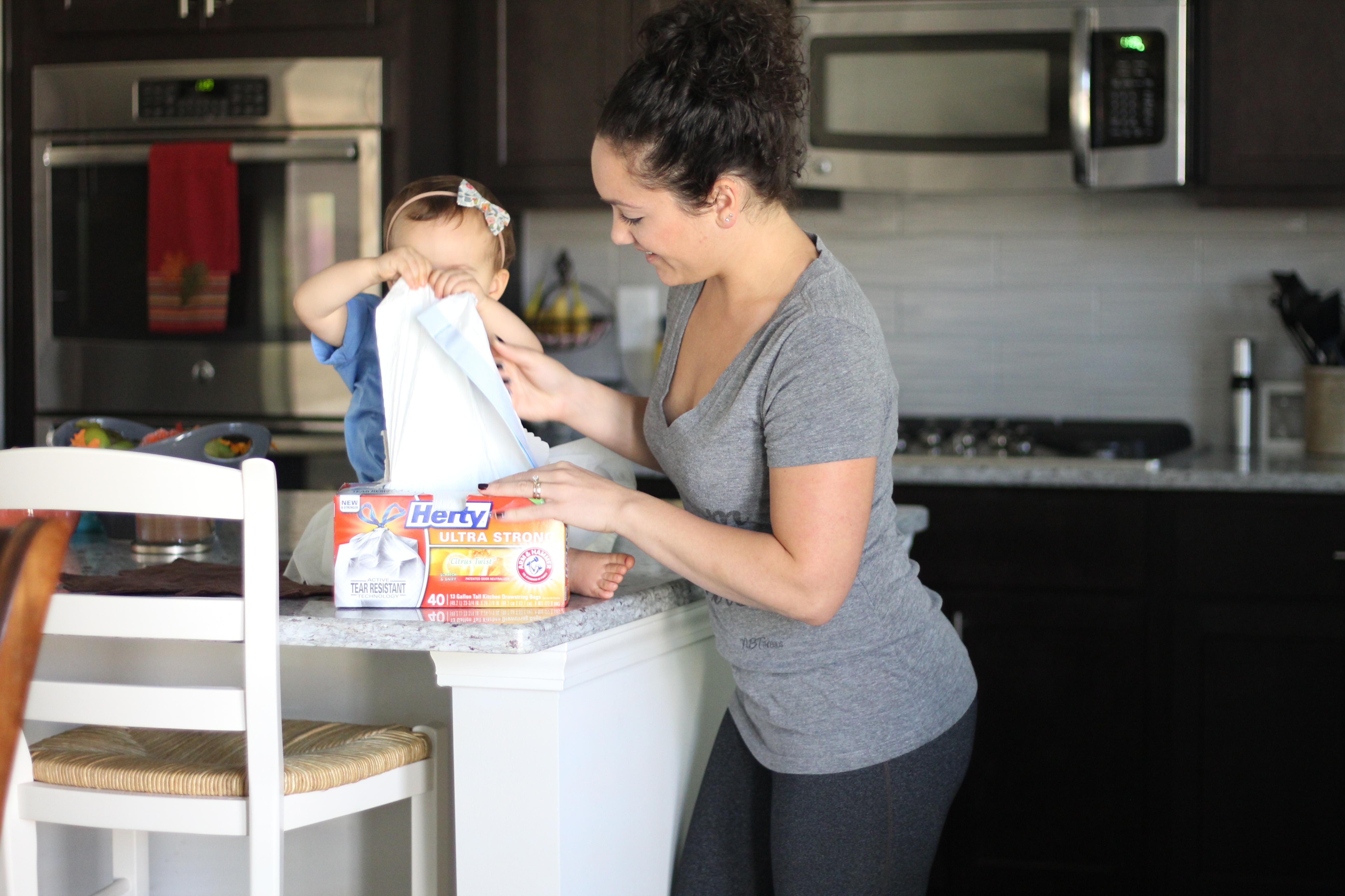 My Ugly Truths Of Motherhood- Bring on HEFTY help