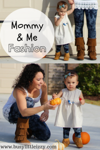 Mommy&me fashion