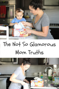 The Not So Glamourous Mom Truths