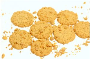 butter finger cookie