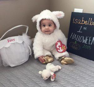 izzy lamb costume 1