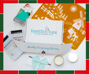 Holiday Tonttu box