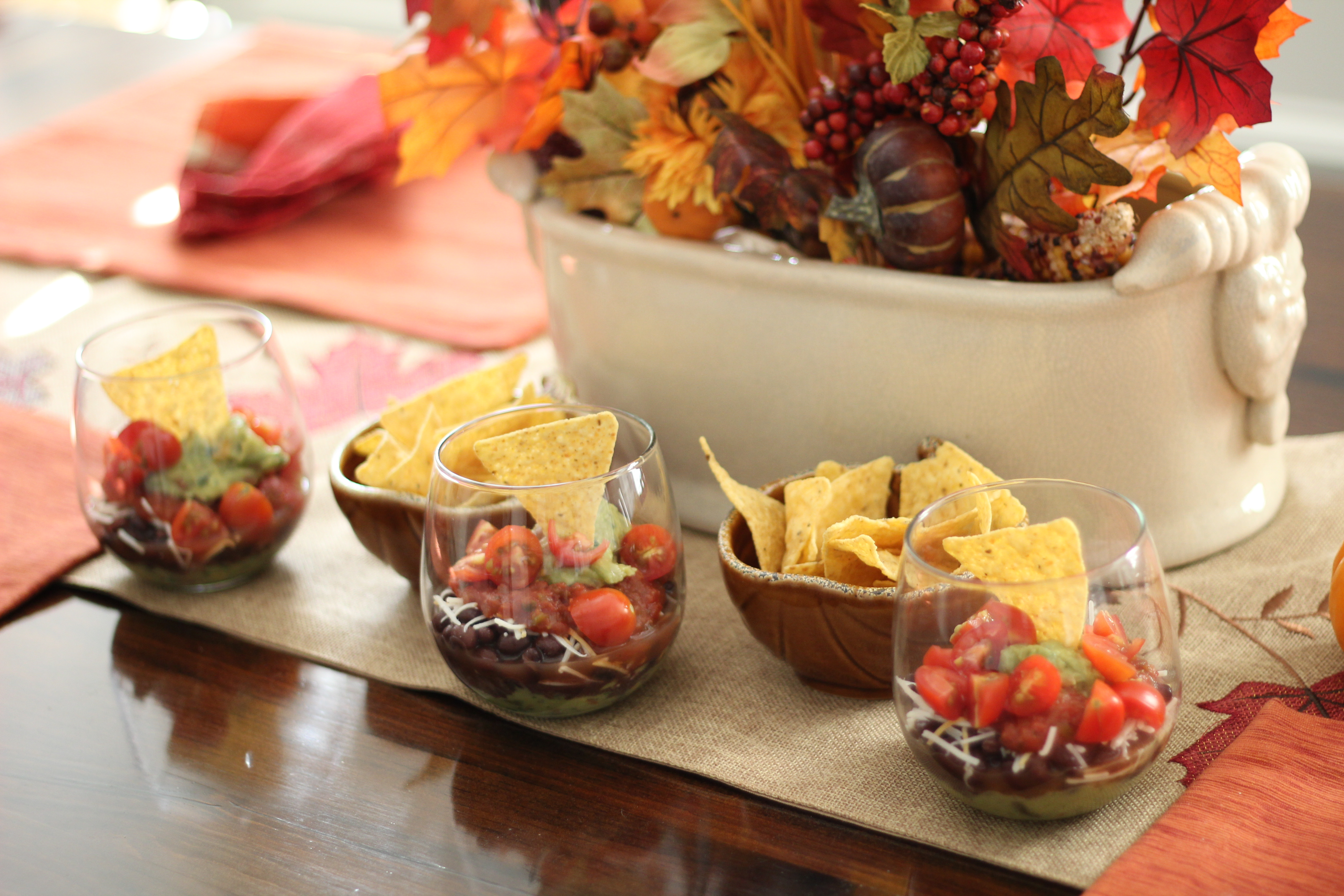 6 Layer Guacamole Dip with GOODFOODS