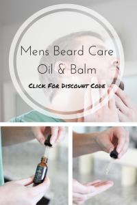 Men's Beard CareOil & Balm