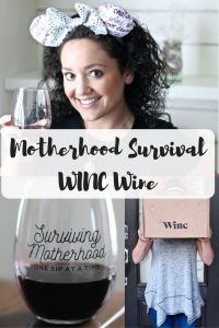 Motherhood SurvialWINC Wine