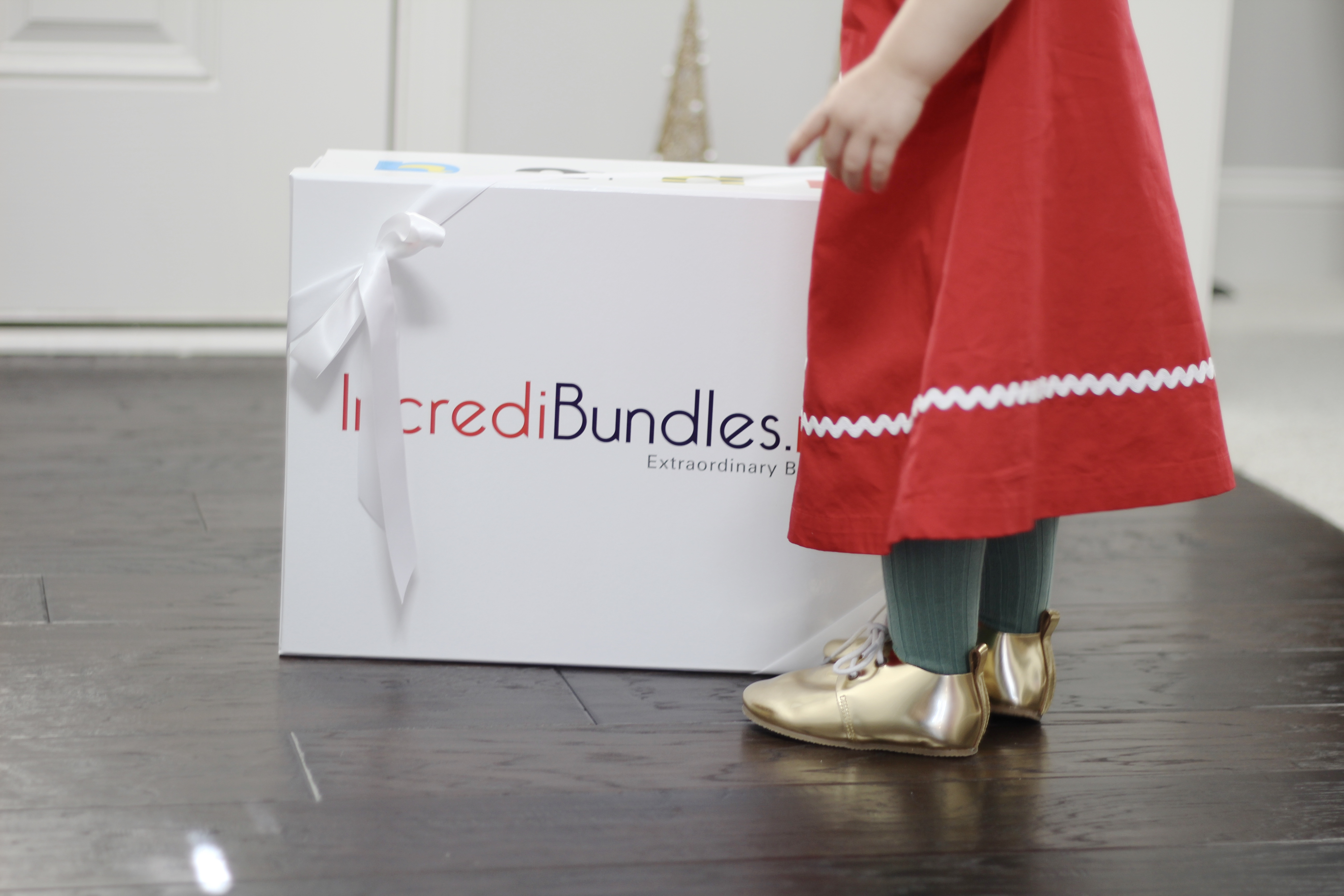 Holiday Shopping with IncrediBundles