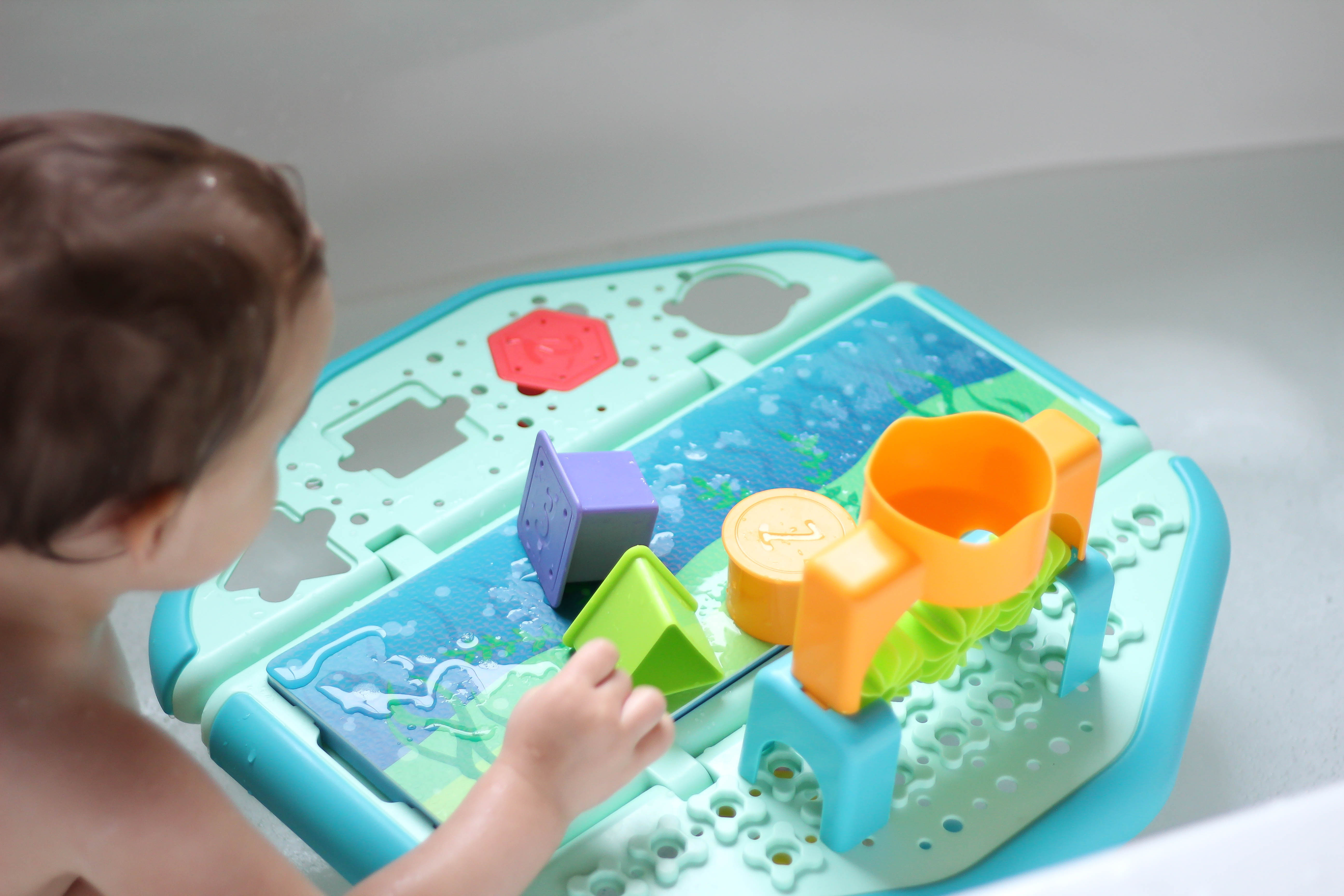 Bathtime Storage and Play Review