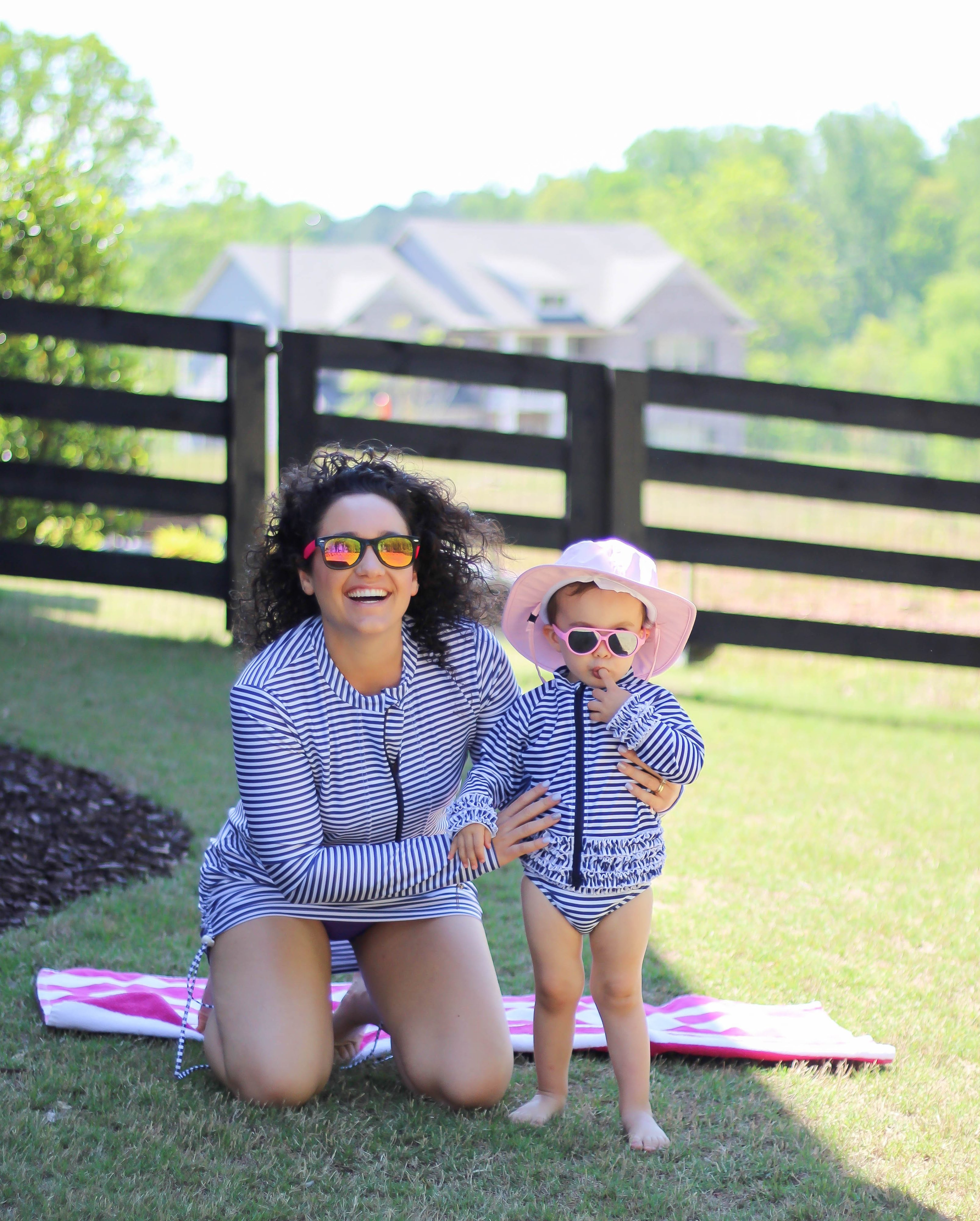 Summer Swimwear Roundup – Mommy and Me