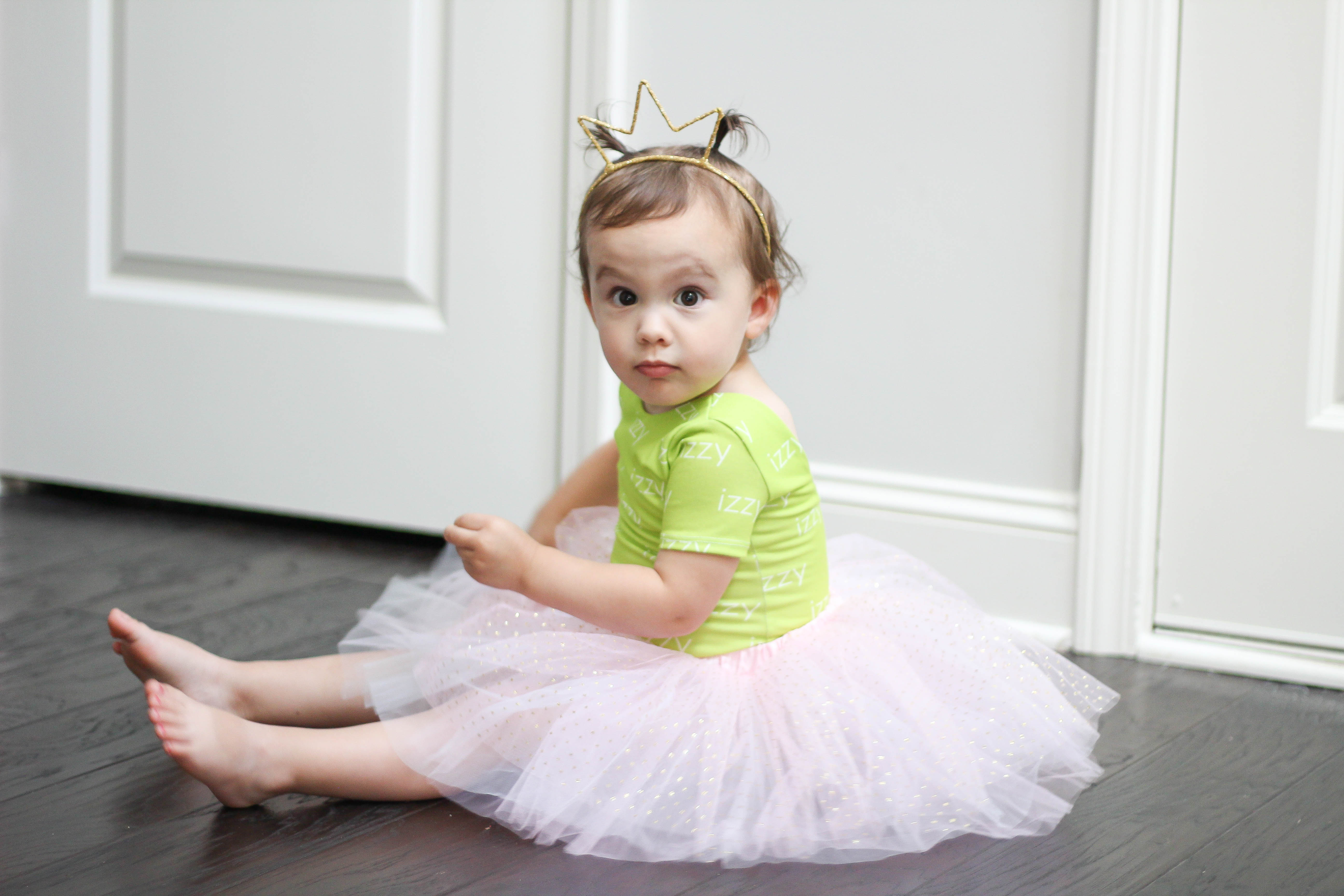 How To Style your Child's Leotards