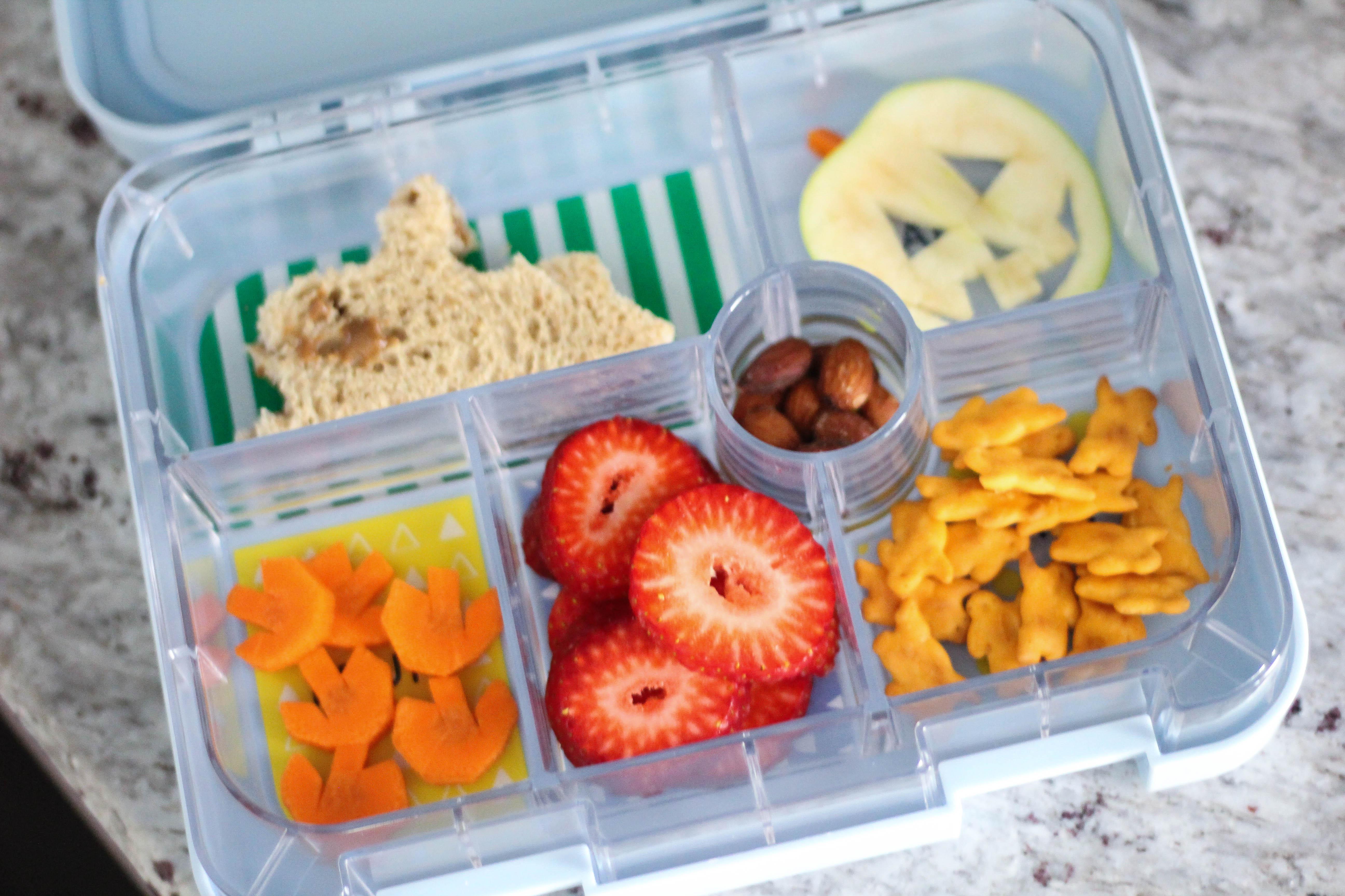 Picky Eating Tips & Fall Inspired Bento Box Ideas