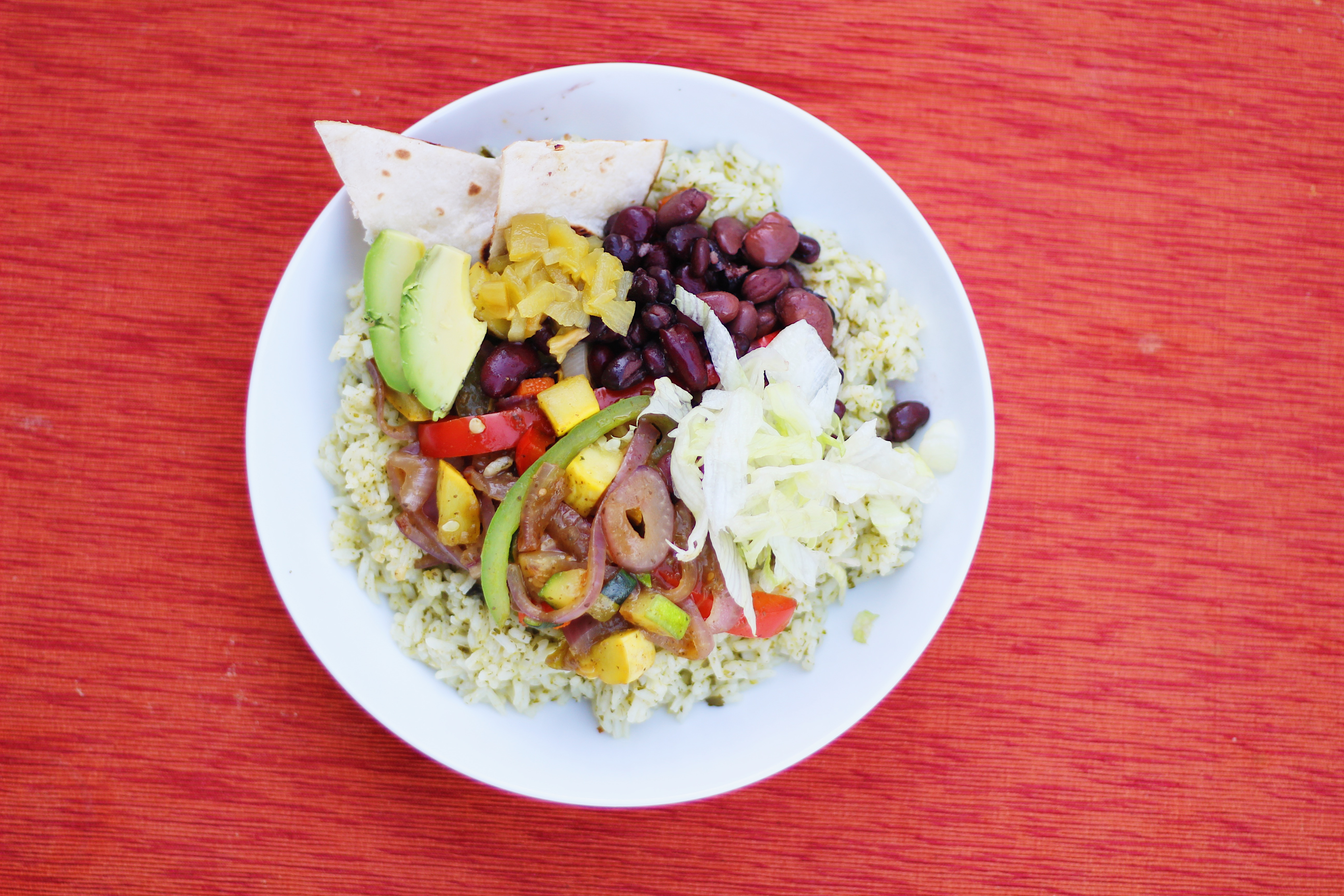 Green Enchilada Bowl – Vegan & Gluten Free