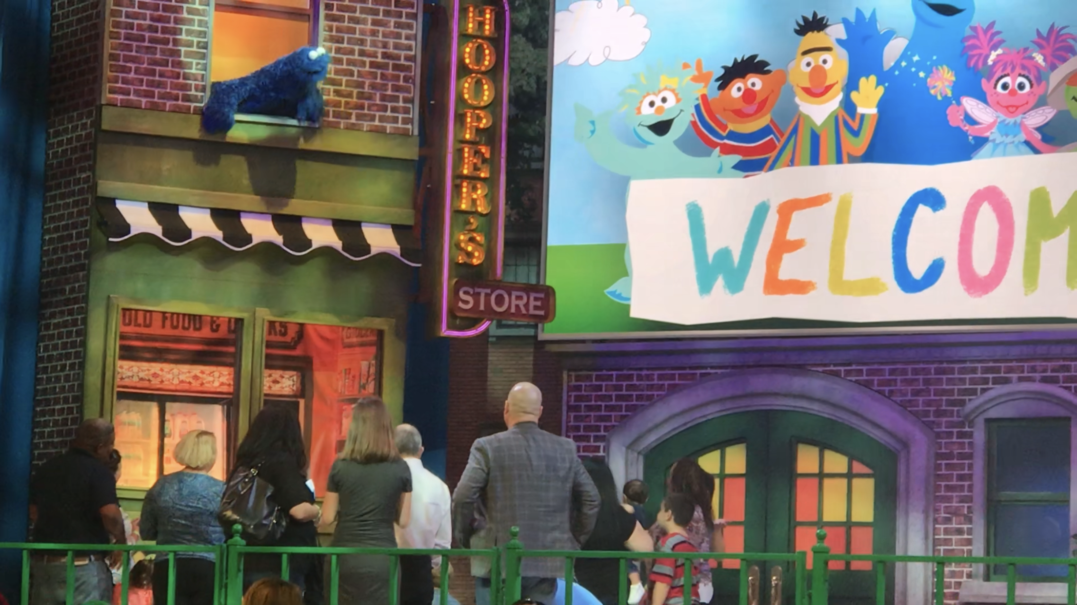Behind The Scenes with Feld & Sesame Street Live