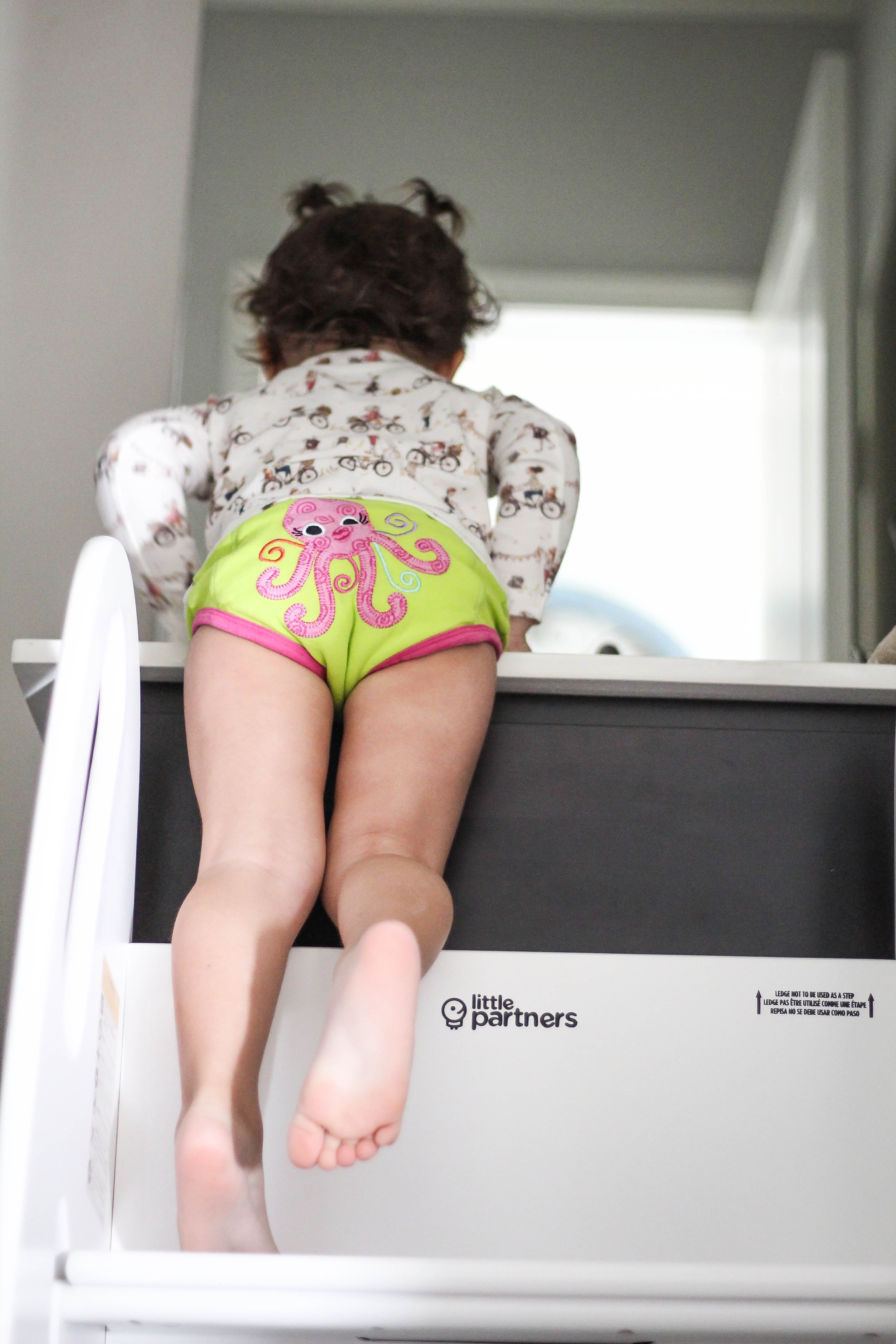 Potty Training A Strong-Willed Child