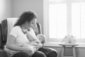 breastfeeding tips for new moms, breastfeeding snuggles