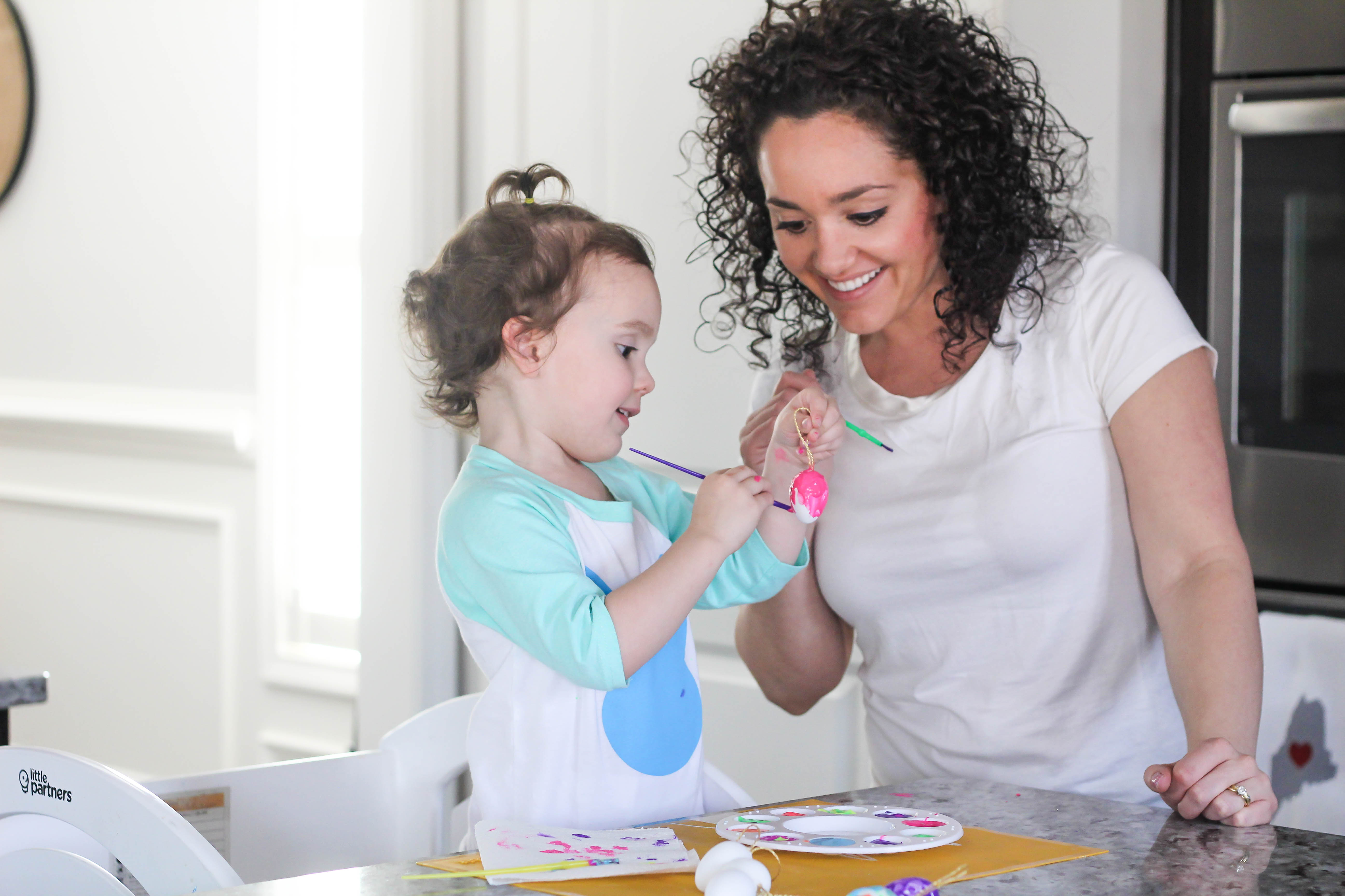 Surviving Messy Activities With Your Kids