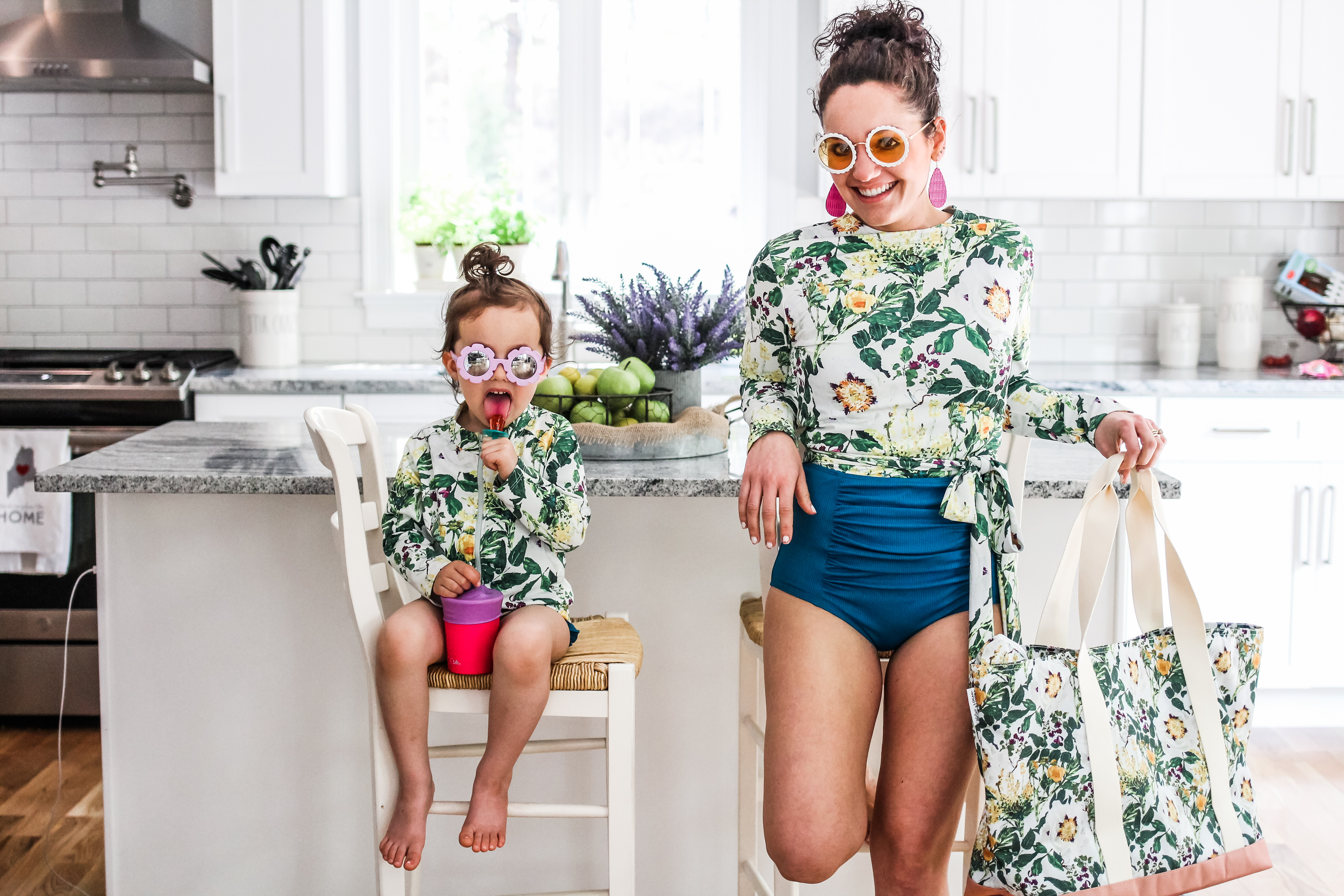 Mommy & Me Spring & Summer Fashions