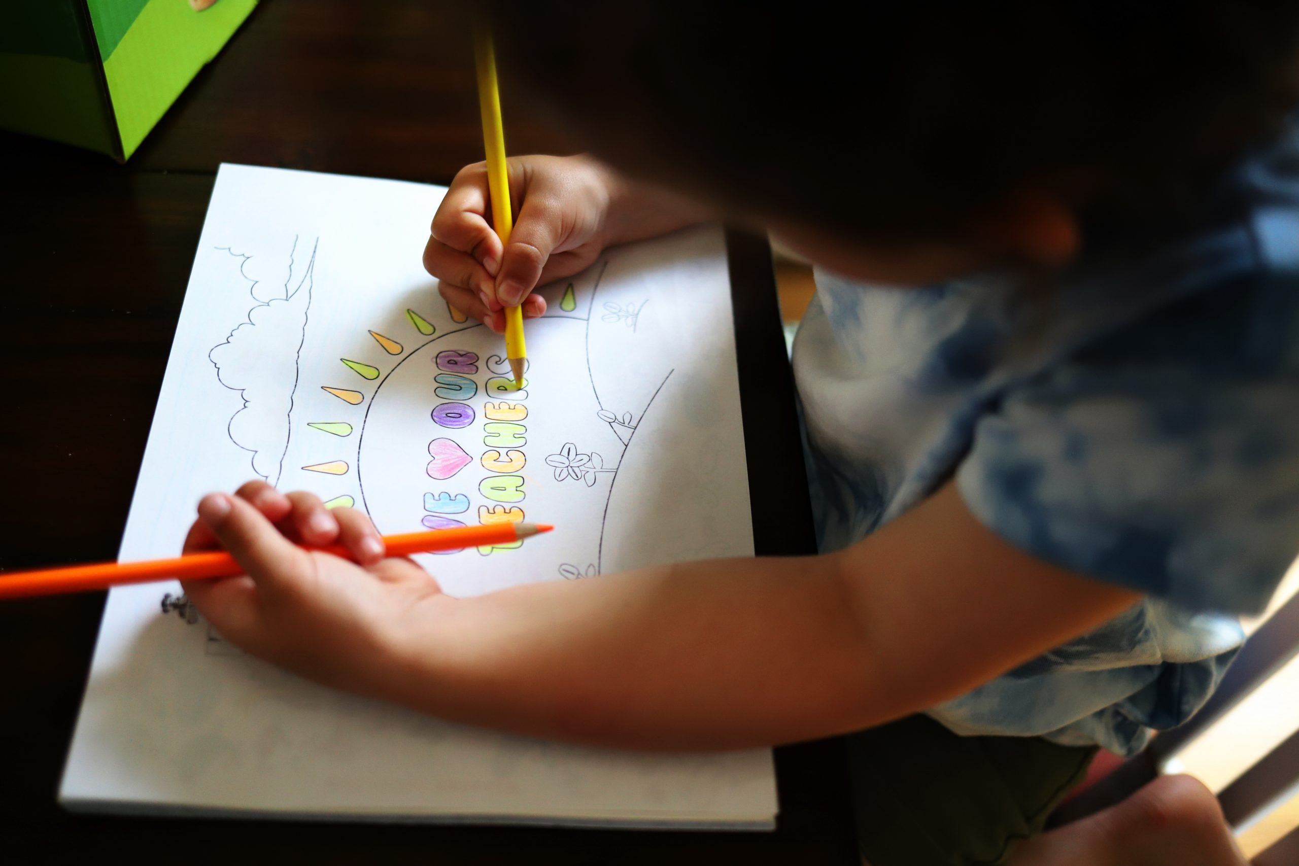 Ideas for Showing Teacher Love & Appreciation