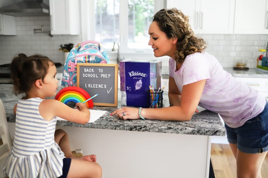 kleenex tissue box activity for transitions between activities back to school busy little izzy