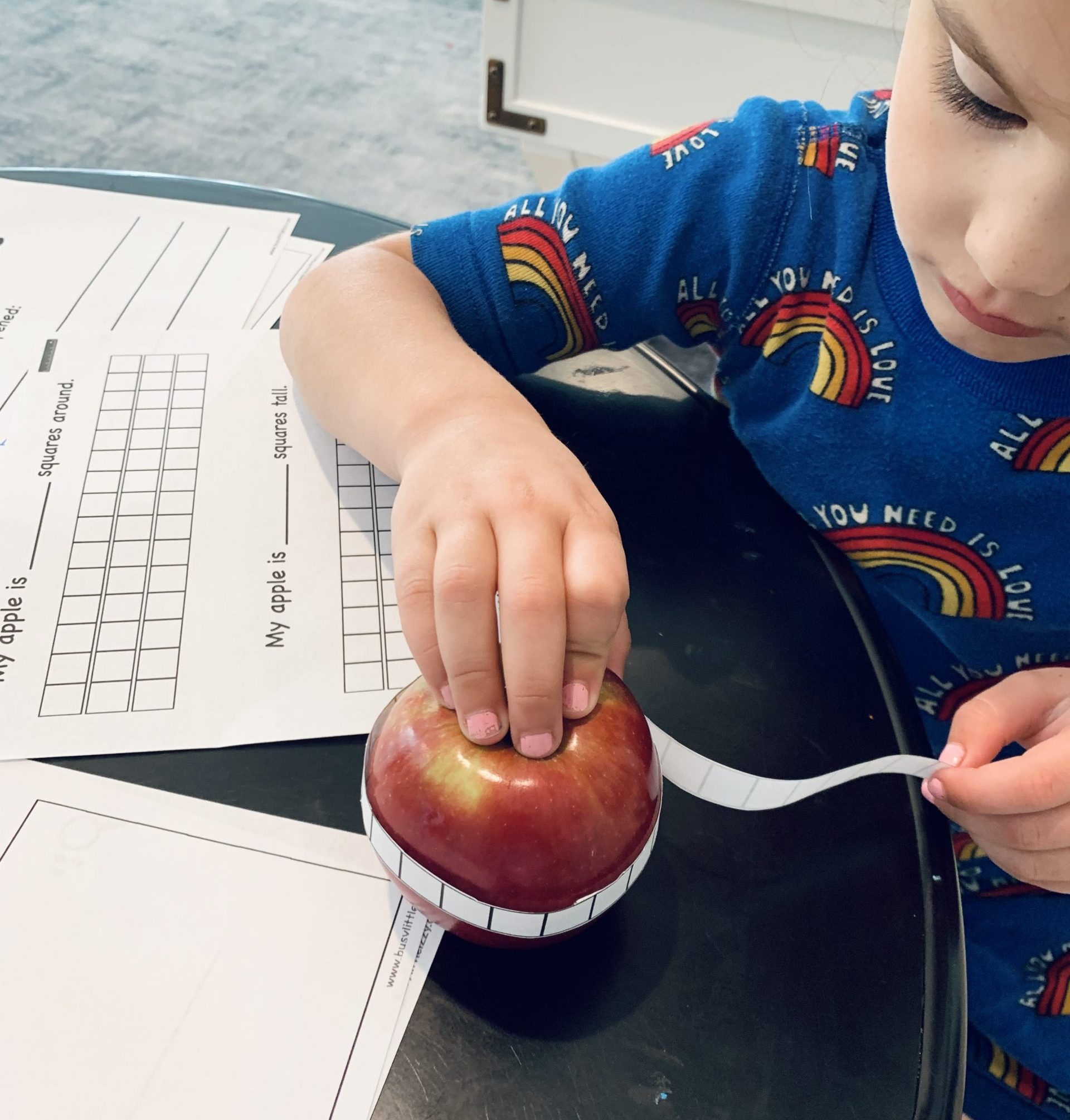 Fall Themed Learning Lessons & Activities