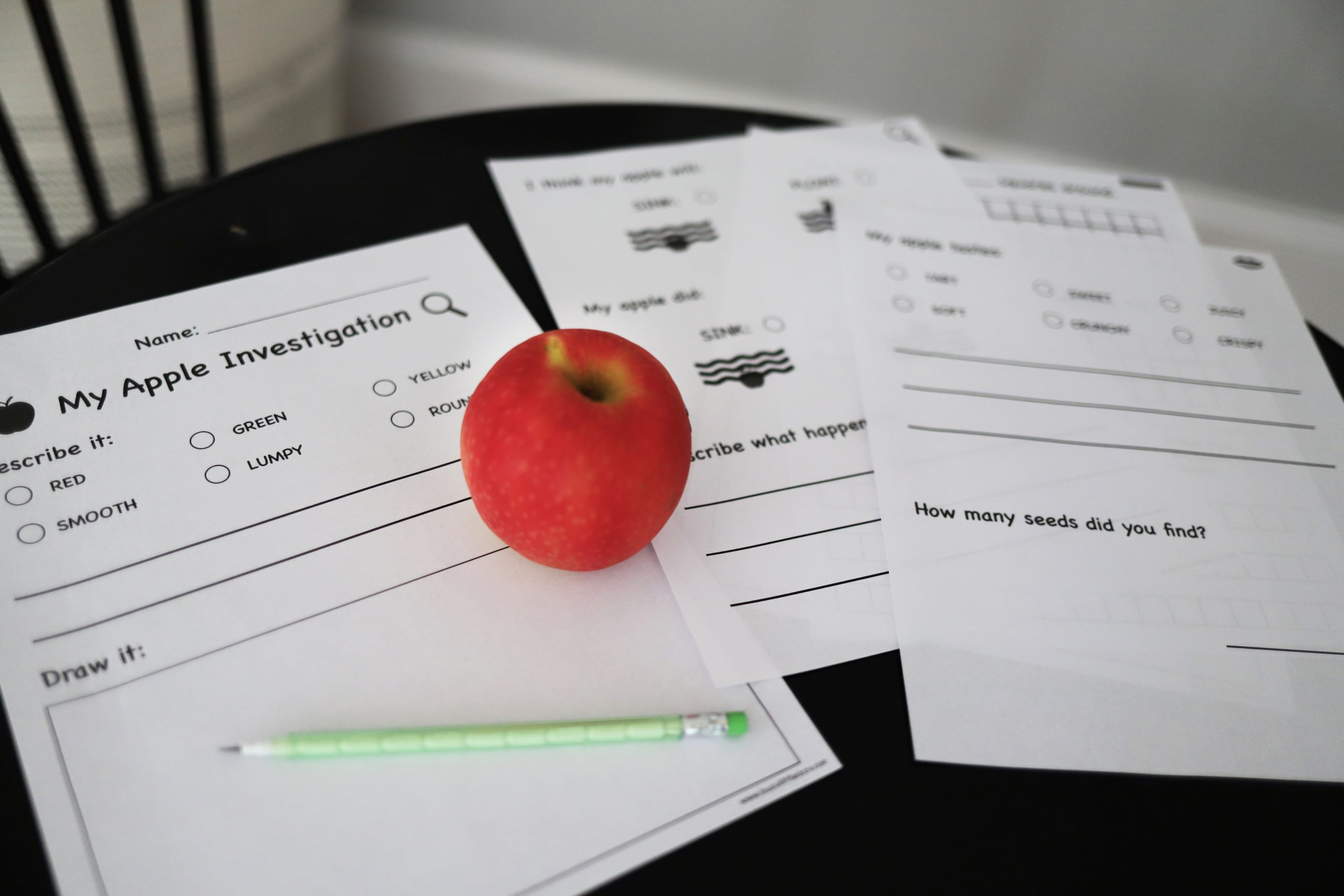 Apple Investigation Activities